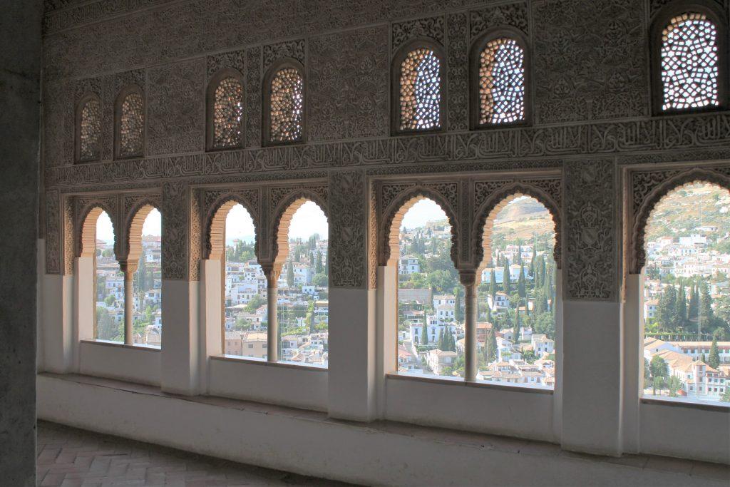 Erasmus a Granada