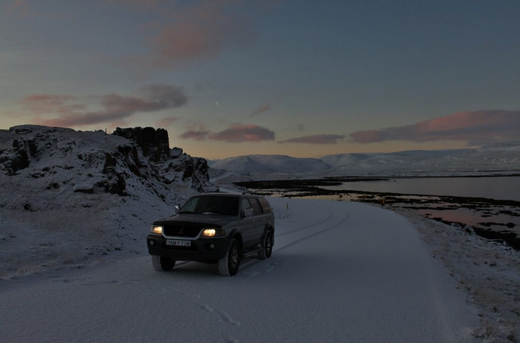 Islanda consigli di viaggio noleggio auto