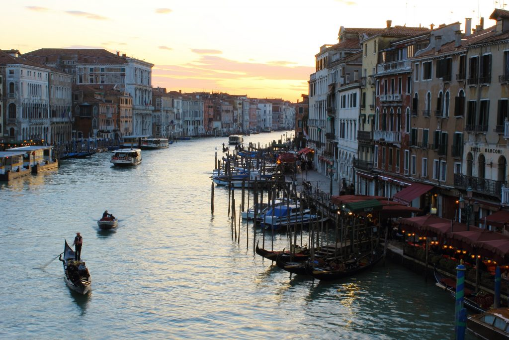 Venezia week end Pasqua viaggio