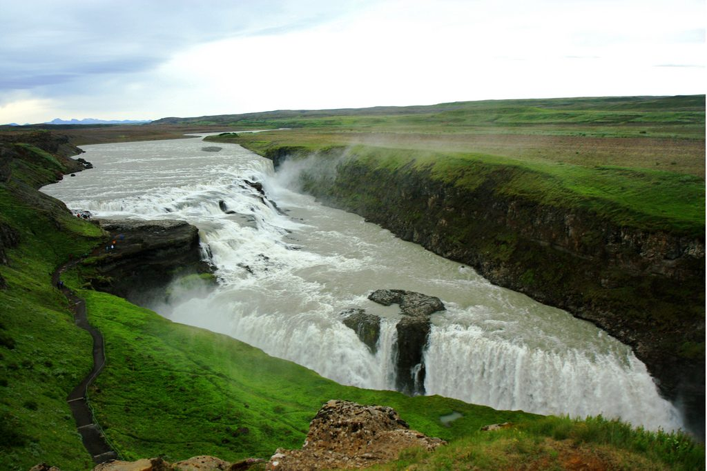 Islanda green