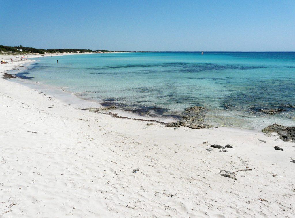 Porto Cesareo, spiagge puglia