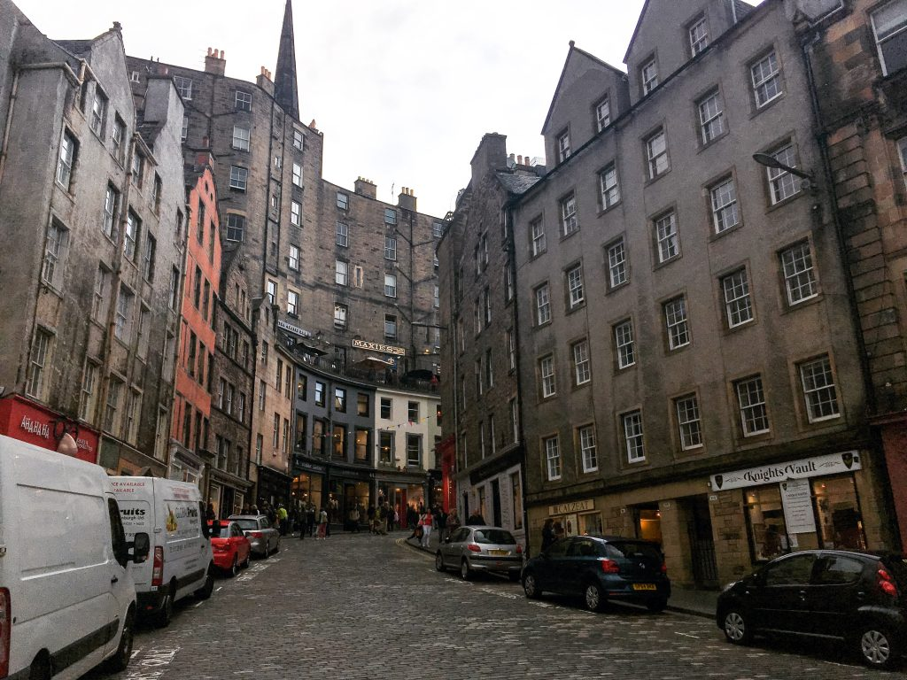 Royal Mile Edinburg
