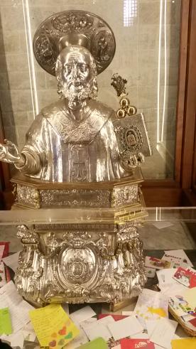San Nicola a Bari 6 dicembre