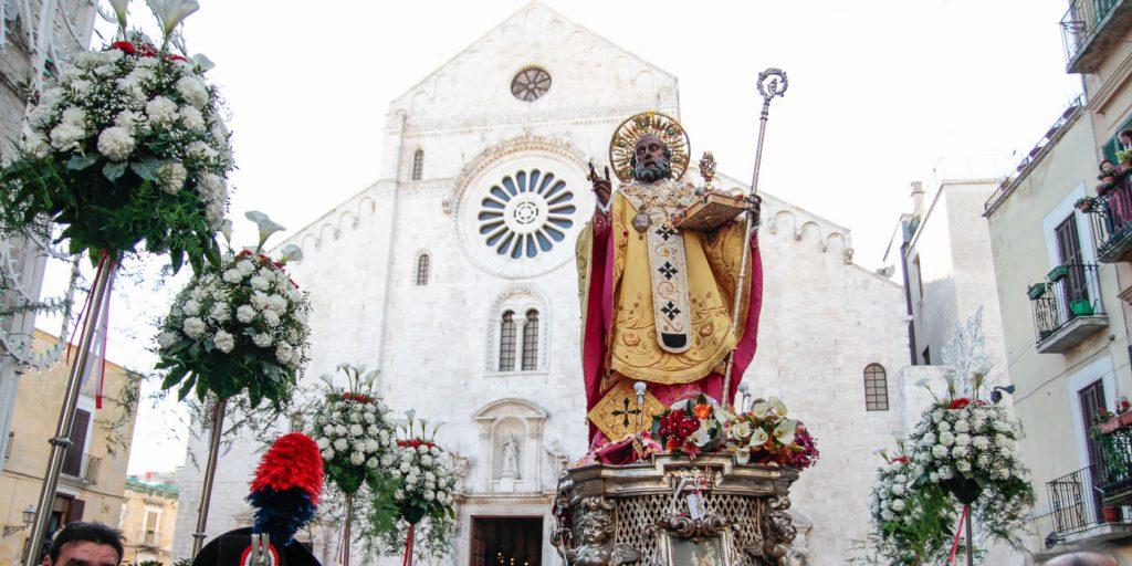 festa di San Nicola a Bari 6 dicembre