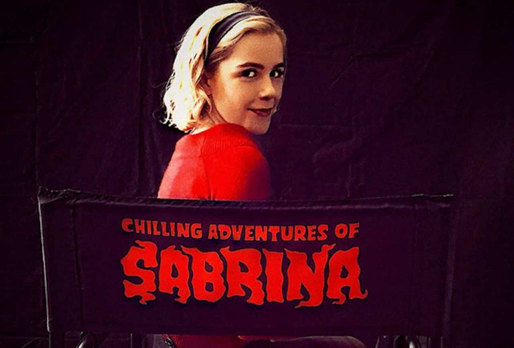 Sabrina vita da strega