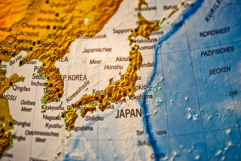 Fuso orario Giappone