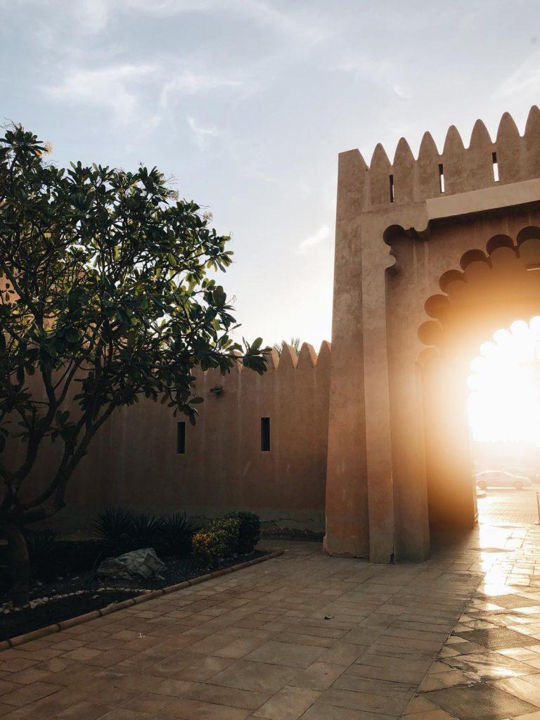 Oasi Abu Dhabi