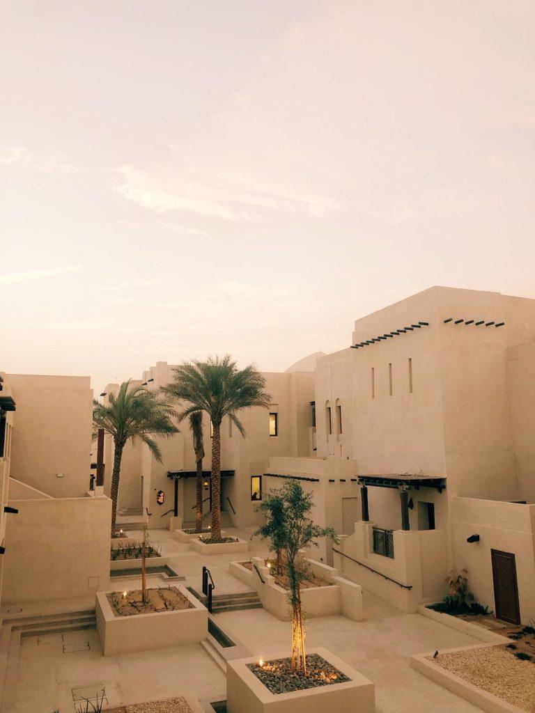Desert Resort Abu Dhabi