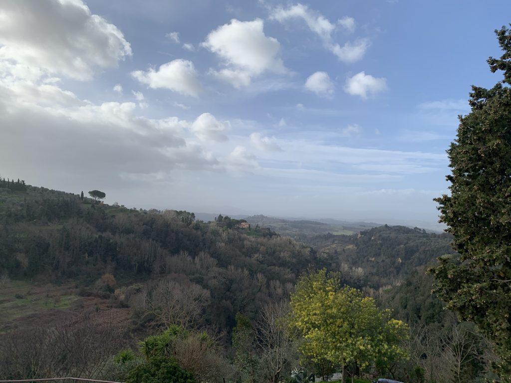 Borghi toscana Paleia vista